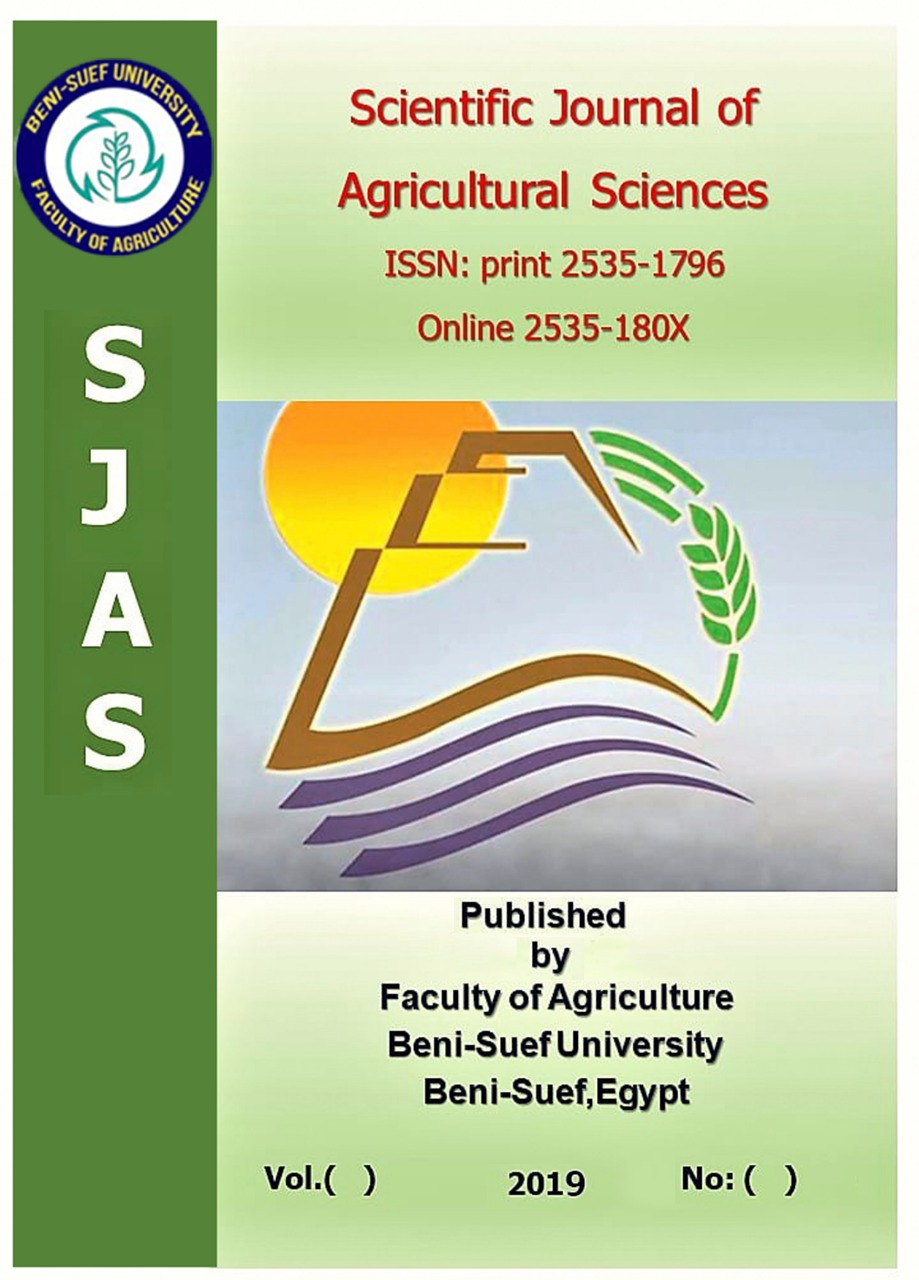 Scientific Journal of Agricultural Sciences